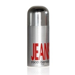 Roccobarocco Jeans pour Homme, 150ml, Deospray