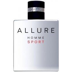 Chanel Allure Homme Sport - bez krabice, Toaletní voda, 100ml, Pánska vôňa