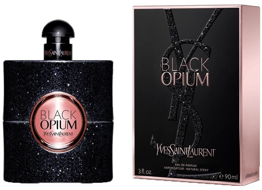Yves Saint Laurent Opium Black, 90ml, Parfémovaná voda