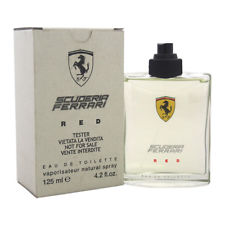 Ferrari Scuderia Red, 125ml, Toaletní voda - Tester