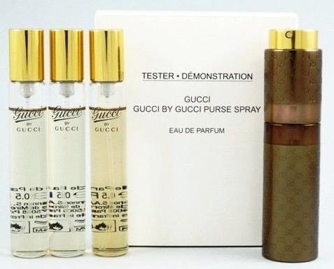 Gucci Gucci by Gucci, Parfémovaná voda - Tester, 4 x 15ml, Dámska vôňa