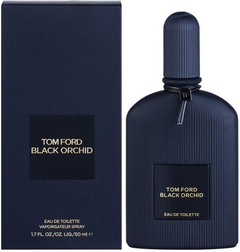 Tom Ford Black Orchid, Toaletní voda, 50ml, Dámska vôňa