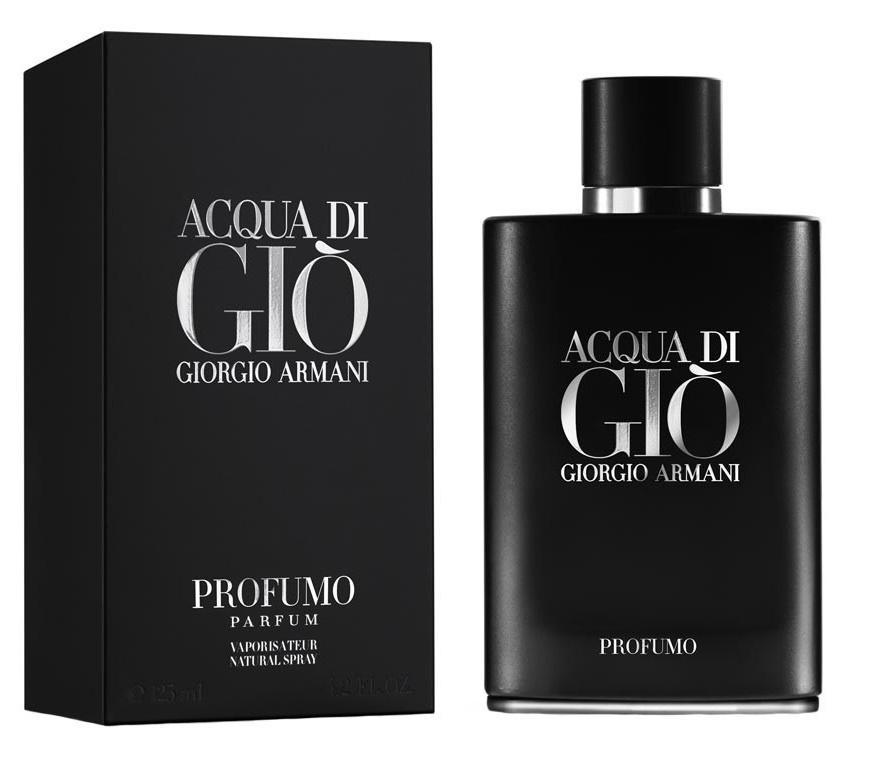 Giorgio Armani Acqua di Gio Profumo, Parfémovaná voda, Pánska vôňa, 75ml