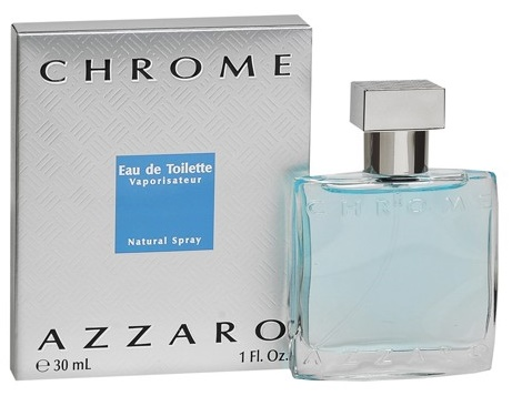 Azzaro Chrome, 30ml, Toaletní voda