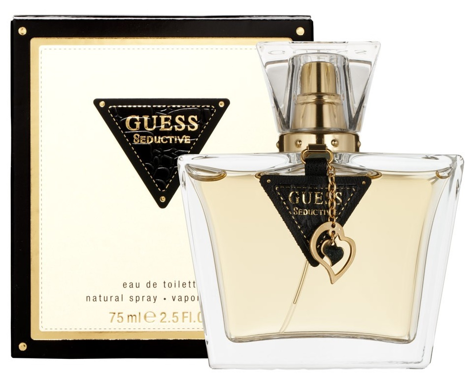 Guess Seductive, Toaletní voda, 75ml, Dámska vôňa