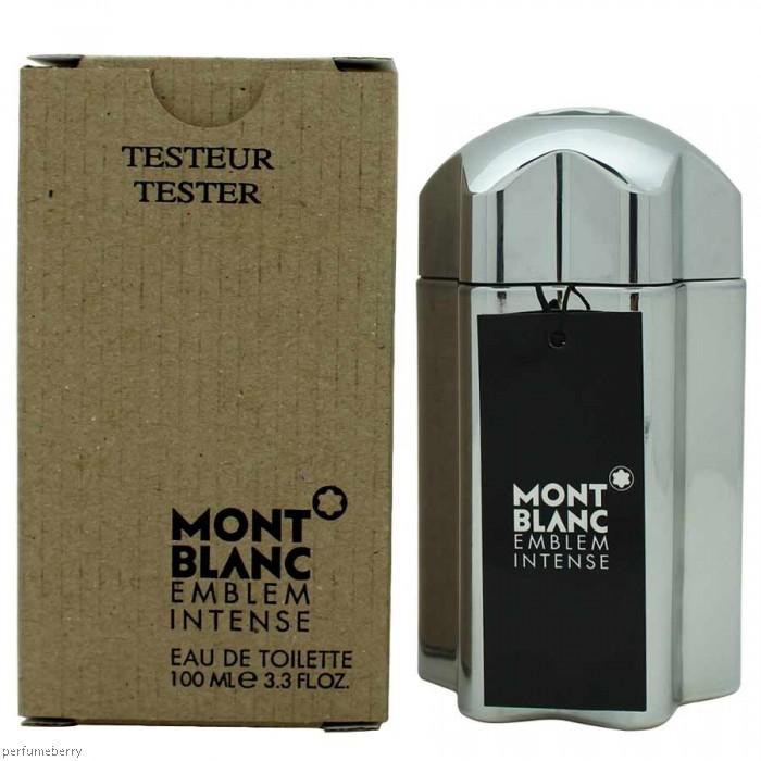 Mont Blanc Emblem Intense, Toaletní voda - Tester, 100ml, Pánska vôňa