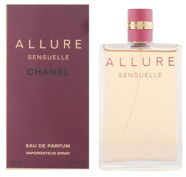 Chanel Allure Sensuelle, Parfémovaná voda, 100ml, Dámska vôňa