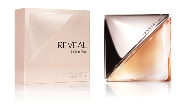 Calvin Klein Reveal, Parfémovaná voda, 100ml, Dámska vôňa