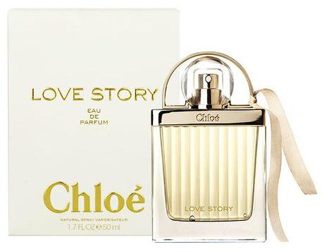 Chloe Love Story, Parfémovaná voda, Dámská vůně, 50ml