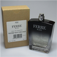 Gianfranco Ferre Black for Man, 100ml, Toaletní voda - Tester