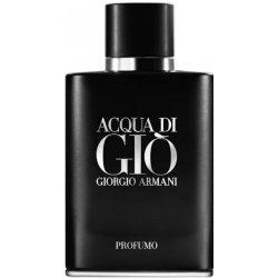 Giorgio Armani Acqua di Gio Profumo - bez krabice, s víčkem, Parfémovaná voda, 75ml, Pánska vôňa