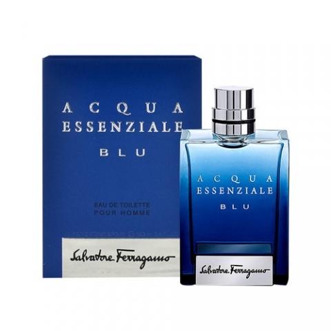Salvatore Ferragamo Acqua Essenziale Blu, 100ml, Toaletní voda