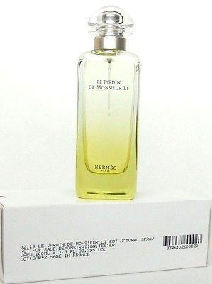 Hermes Le Jardin de Monsieur Li, 100ml, Toaletní voda - Tester