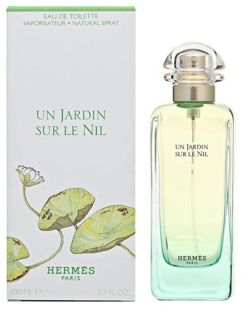Hermes Un Jardin Sur Le Nil, 100ml, Toaletní voda
