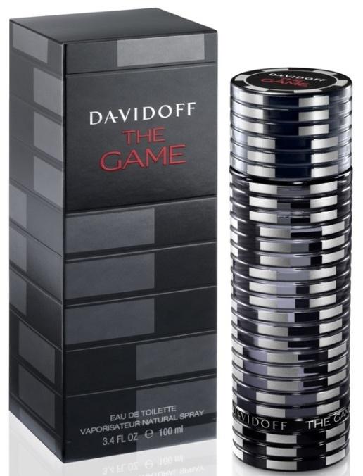 Davidoff The Game, Toaletní voda, Pánska vôňa, 100ml