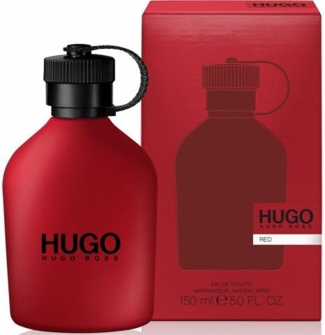 Hugo Boss Hugo Red, Toaletní voda, 125ml, Pánska vôňa