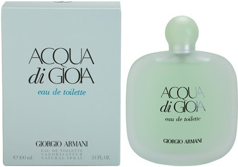 Giorgio Armani Acqua di Gioia, Toaletní voda, 100ml, Dámska vôňa