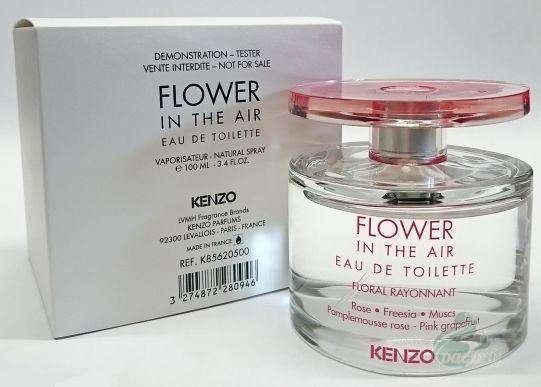 Kenzo Flower In The Air, 100ml, Toaletní voda - Tester
