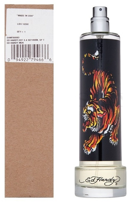 Christian Audigier Ed Hardy for Men, 100ml, Toaletní voda - Tester