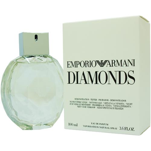 Giorgio Armani Emporio Diamonds, 100ml, Parfémovaná voda - Tester