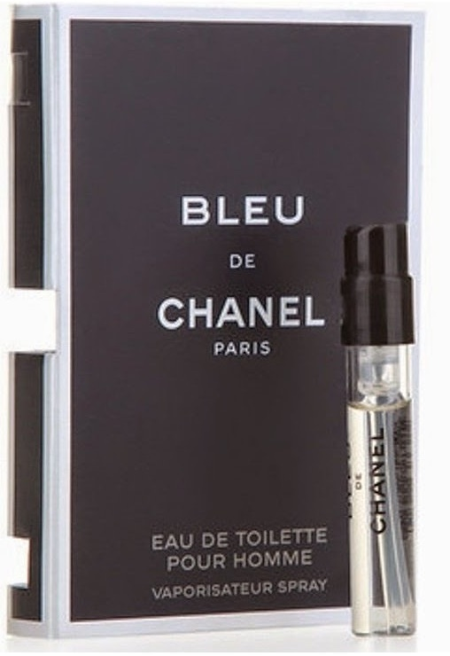 Chanel Bleu de Chanel, Toaletní voda, Pánská vůně, 2ml