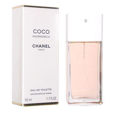 Chanel Coco Mademoiselle, 50ml, Toaletní voda