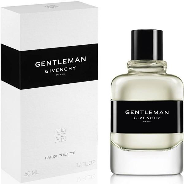 Givenchy Gentleman 2017, 50ml, Toaletní voda
