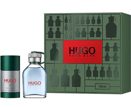 Hugo Boss Hugo, toaletní voda 75ml + deostick 75ml, Dárková sada