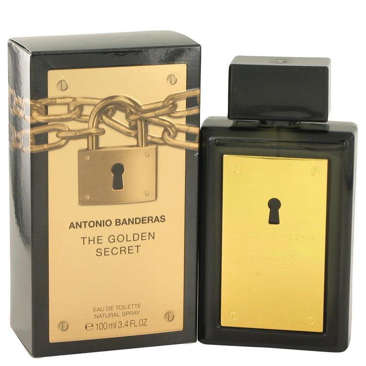 Antonio Banderas The Golden Secret, 100ml, Toaletní voda