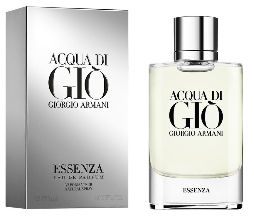 Giorgio Armani Acqua Di Gio Essenza, Parfémovaná voda, Pánska vôňa, 180ml