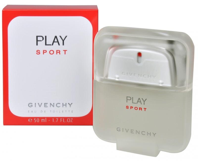 Givenchy Play Sport, 50ml, Toaletní voda