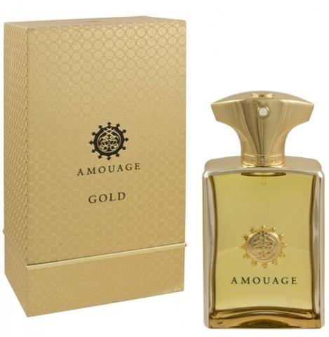 Amouage Gold pour Homme, Parfémovaná voda, 100ml, Pánska vôňa