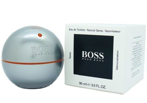 Hugo Boss In Motion, Toaletní voda - Tester, 90ml, Pánska vôňa