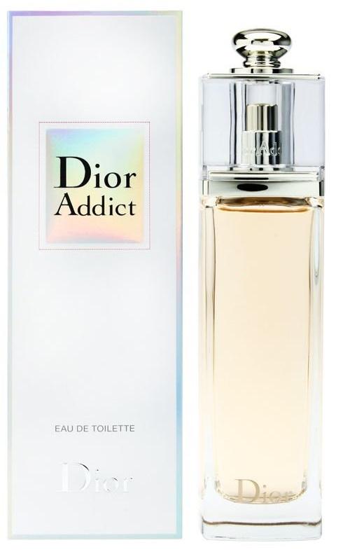 Christian Dior Addict , Toaletní voda, Dámska vôňa, 50ml