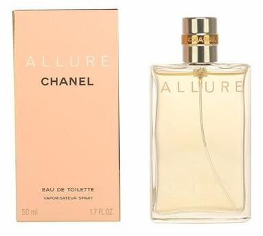 Chanel Allure, Toaletní voda, 50ml, Dámska vôňa