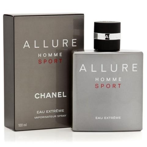 Chanel Allure Homme Sport Eau Extreme, Parfémovaná voda, 100ml, Pánska vôňa