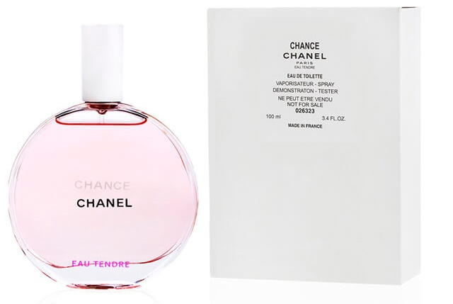 Chanel Chance Eau Tendre, Toaletní voda - Tester, 100ml, Dámska vôňa