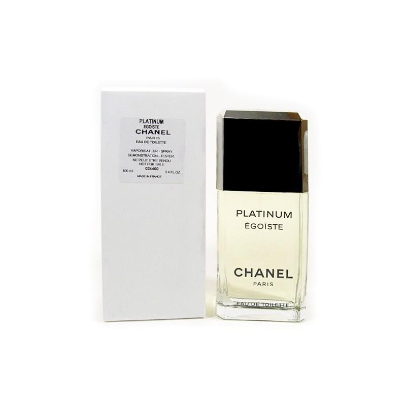 Chanel Egoiste Platinum, Toaletní voda - Tester, 100ml, Pánska vôňa