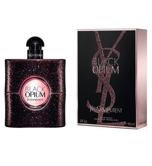 Yves Saint Laurent Opium Black, Toaletní voda, Dámska vôňa, 90ml
