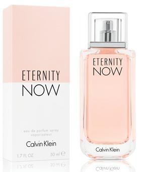Calvin Klein Eternity Now, Parfémovaná voda, 50ml, Dámska vôňa