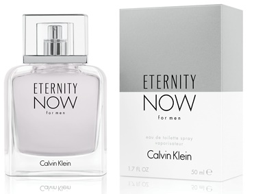 Calvin Klein Eternity Now for Men, 50ml, Toaletní voda