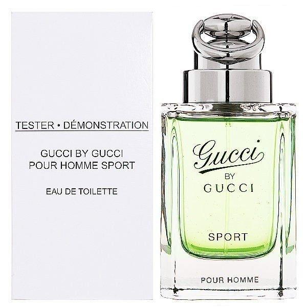 Gucci Gucci by Gucci pour Homme Sport, Toaletní voda - Tester, 90ml, Pánska vôňa