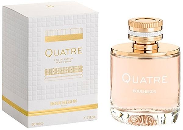 Boucheron Quatre Pour Femme, 50ml, Parfémovaná voda
