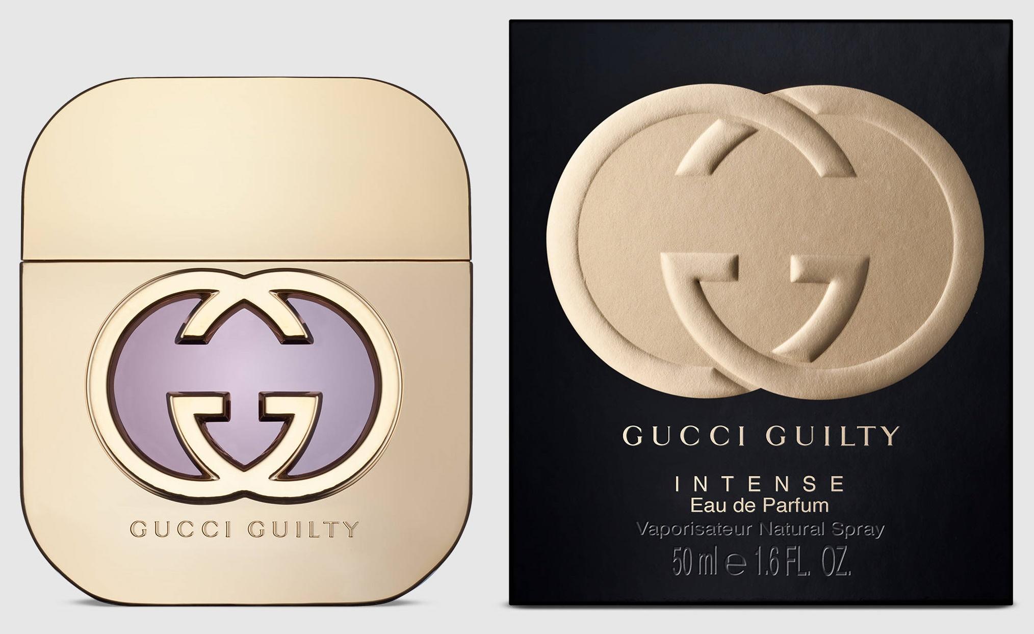 Gucci Guilty Intense, 50ml, Parfémovaná voda