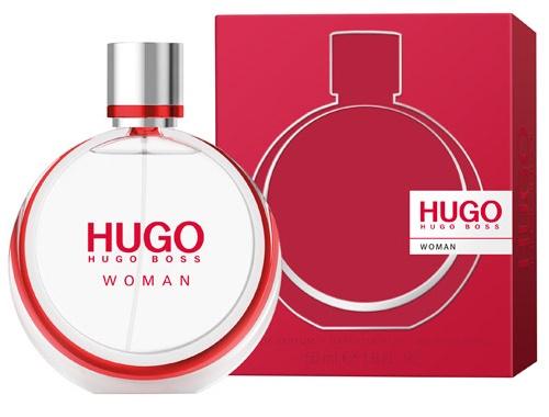 Hugo Boss Hugo Woman, 50ml, Parfémovaná voda