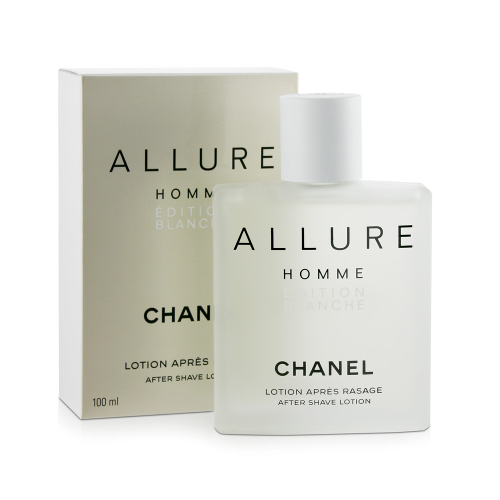 Chanel Allure Homme Edition Blanche, 100ml, Voda po holení