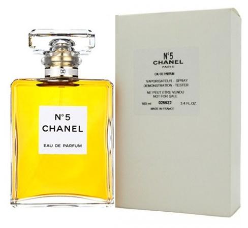 Chanel No.5, Parfémovaná voda - Tester, Dámska vôňa, 100ml