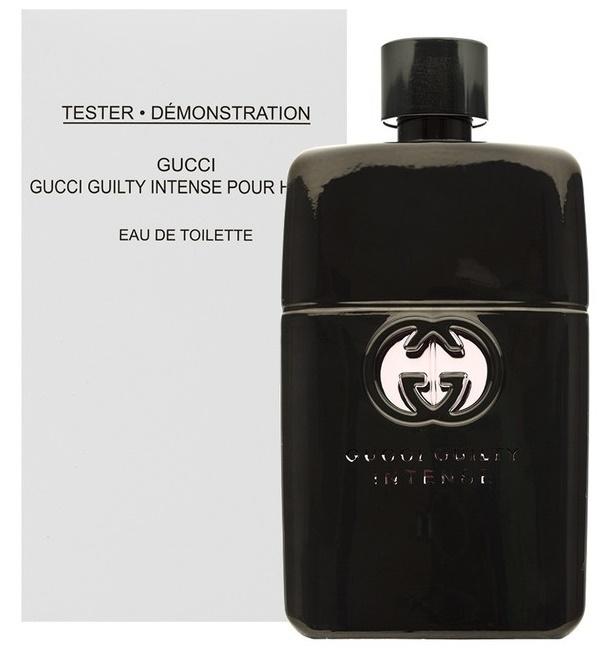 Gucci Guilty pour Homme Intense, Toaletní voda - Tester, Pánska vôňa, 90ml