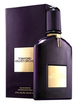 Tom Ford Velvet Orchid, Parfémovaná voda, 50ml, Dámska vôňa