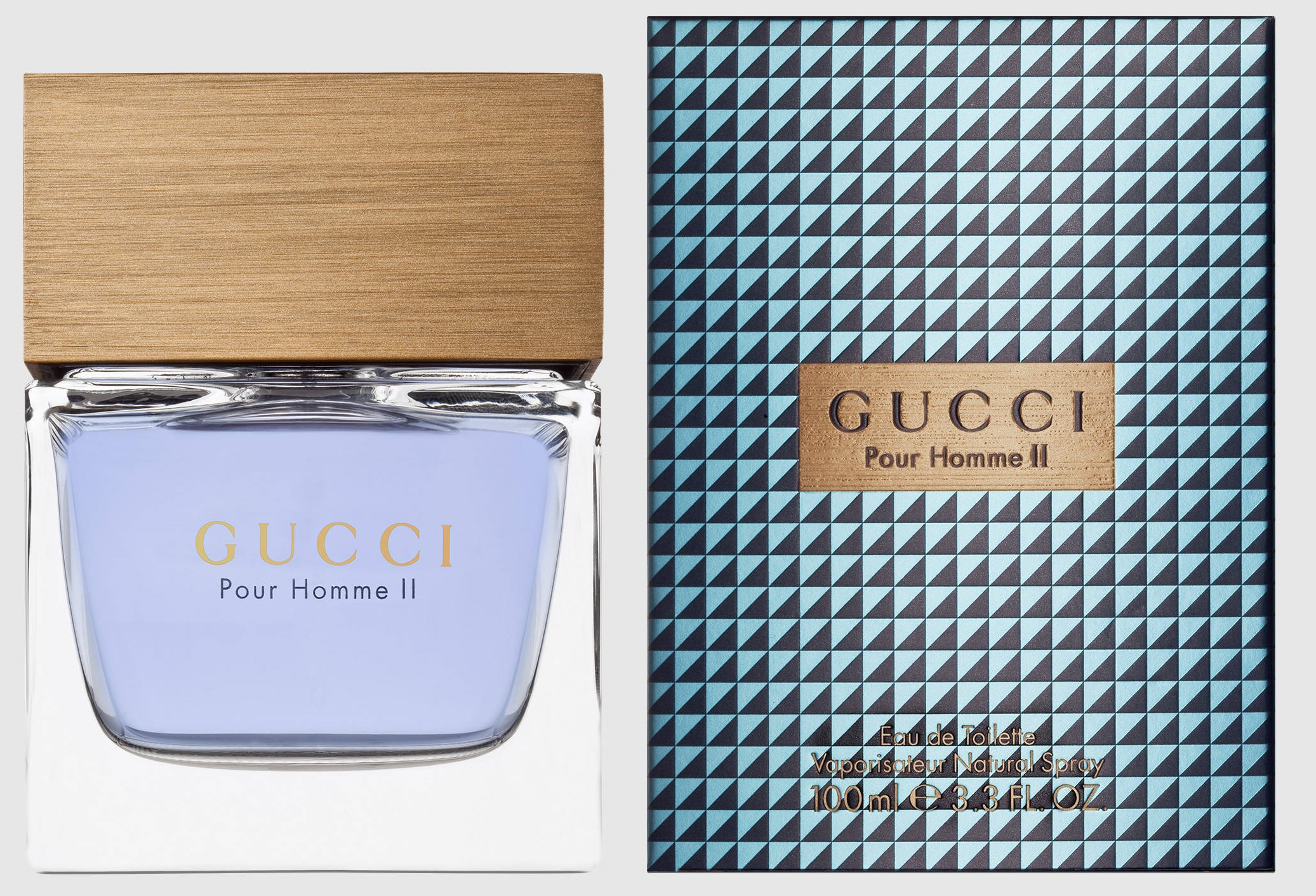 Gucci pour Homme II, Toaletní voda, 100ml, Pánska vôňa